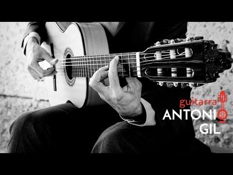 Presentación canal Guitarrista Flamenco, Antonio Gil.