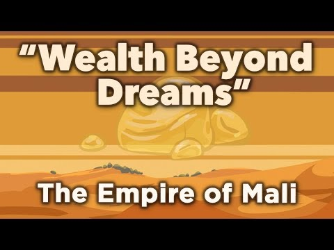 "♫ The Empire of Mali: ""Wealth Beyond Dreams"" - Sean and Dean Kiner - Extra History"