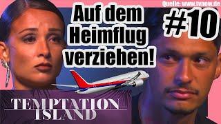 Temptation Island 2021 - Alicia verzieh Yasin auf dem Heimflug
