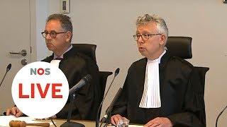 LIVE: Uitspraak in zaak Anne Faber