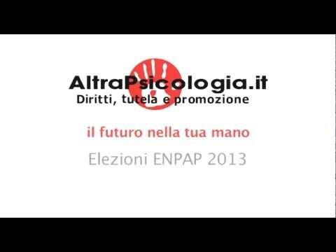 Il programma di AltraPsicologia per l'ENPAP, raccontato da tutti i candidati AP :)