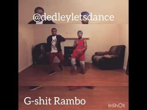 G-shit -Rambo video dance @tely breezy