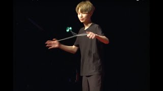 A Yo-yo performance at TEDxHanoi | Hyunjoon Choi | TEDxHanoi