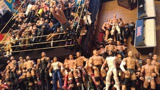 WWE Figure Collection 2017