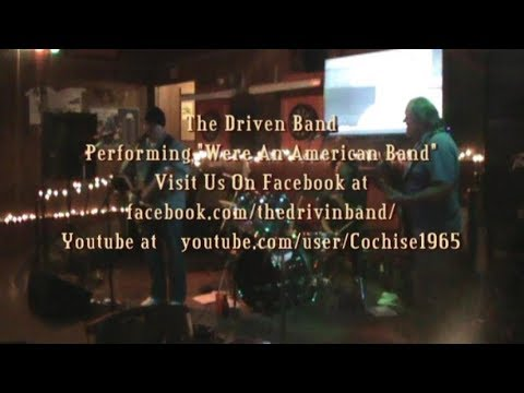 The Driven Band Live Music Entertainment Were An American Band