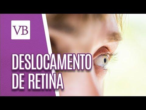 Deslocamento de Retina - Você Bonita (07/08/18)