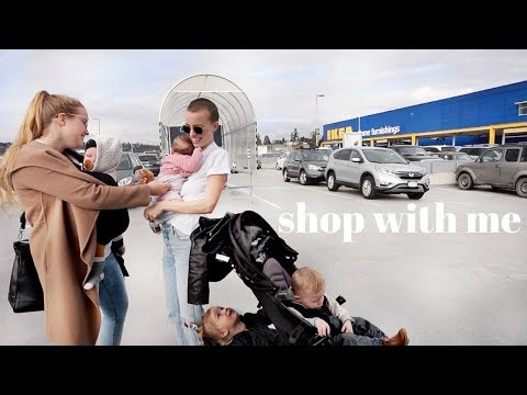 VLOG | Shop With Me At IKEA & I SPLURGED!