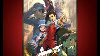 Apollo Justice: Ace Attorney: Soundtrack - Solitary Confinement ~ Darkness Theme