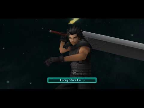 CRISIS CORE: FINAL FANTASY VII- HARD MODE- FOES IN THE SLUMS & TAKE BACK THE CARRIER