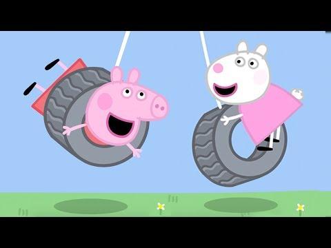 Свинка Пеппа - Cборник 8 (45 минут)