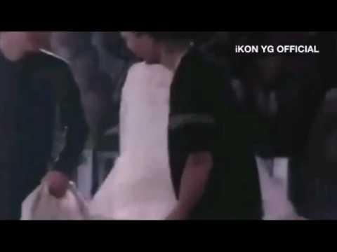 iKON Bobby with EXO Baekhyun moment [iKONEXO]