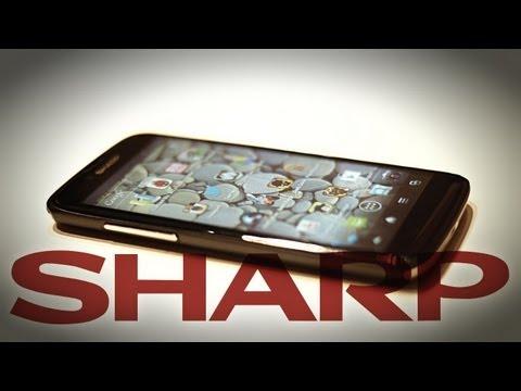 """Обзор Sharp SH631W - """"Средненький в линейке шарпофонов"""""""