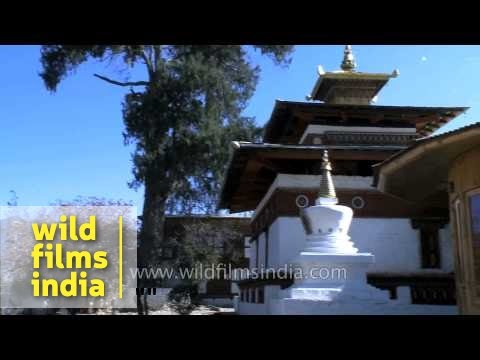 Kyichu Lhakhang : one of the oldest temples in Bhutan