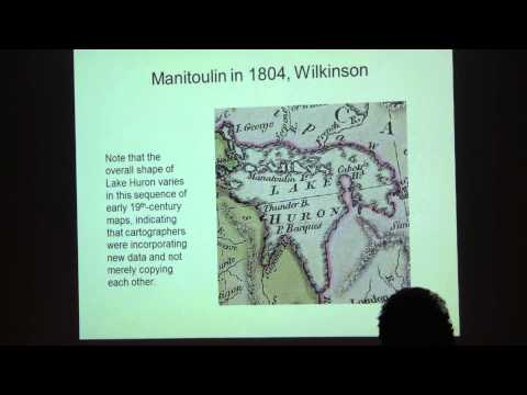 Robert Markley - Mapping the Great Lakes: Computational Analysis and Climate History, 1680-1850