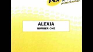 Alexia - Number One (Spanish Euro Radio Mix)