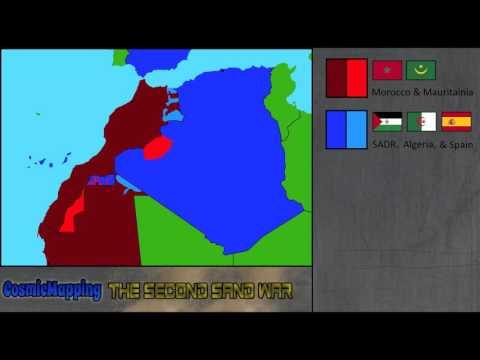 [Alternate Future] The Second Sand War