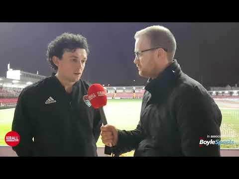 Barry McNamee: Cork city's progression, targets and  team bonding
