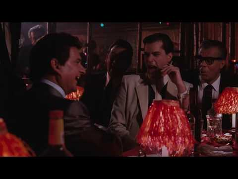 Goodfellas : Tommy DeVito Funny How? HD (Remastered)