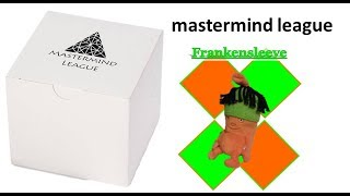 Unboxing and Review - Mastermind League - Fidget Spinner Fidget Cube Combo
