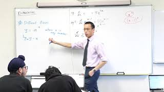 Calculus of Exponential Functions (4 of 4: Differentiating with non-e bases)