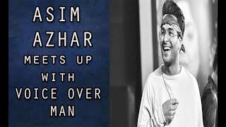 Asim Azhar vs Voice Over Man | Insta Live