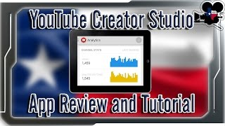 Youtube Creator Studio App Ipad / Iphone Review & Tutorial