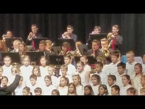 Spring Concert Blair Mill Elementary School