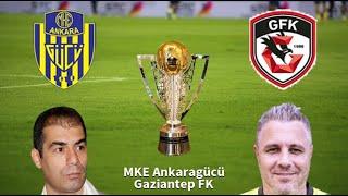 Previa y predicciones para MKE Ankaragücü vs Gaziantep FK 04 11 2019