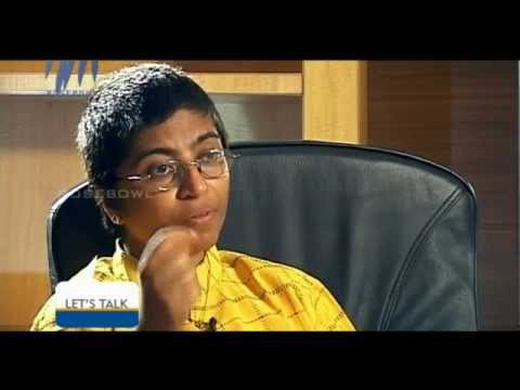 LET'S TALK - DR. SUNITHA KRISHNAN, CO-FOUNDER OF ...