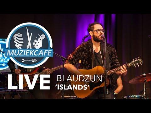 Blaudzun - 'Islands' live bij Muziekcafé