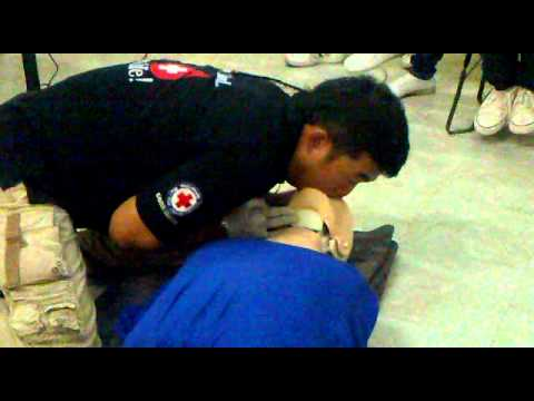 CPR Training at CSSM Bacoor by Red Cross Cavite