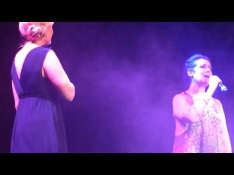 Kerry Ellis & Helen Hobson 'I Dreamed A Dream' West End Anthems