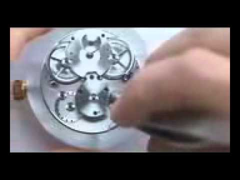 Audemars Piguet Movement Design Video