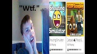 questi giochi simulatore ROBLOX sono sempre fastidiosi...
