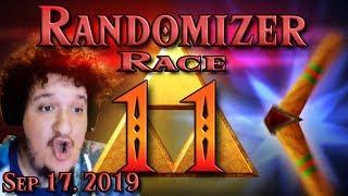 [SimpleFlips] Ocarina of Time Randomizer -- Race w/ Markass (Run 11) [Sep 17, 2019]