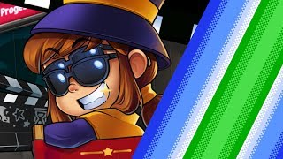 A Hat in Time Gameplay Demonstration w/ Commentary
