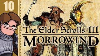Let's Play The Elder Scrolls III: Morrowind Part 10 (Patreon Chosen Game)