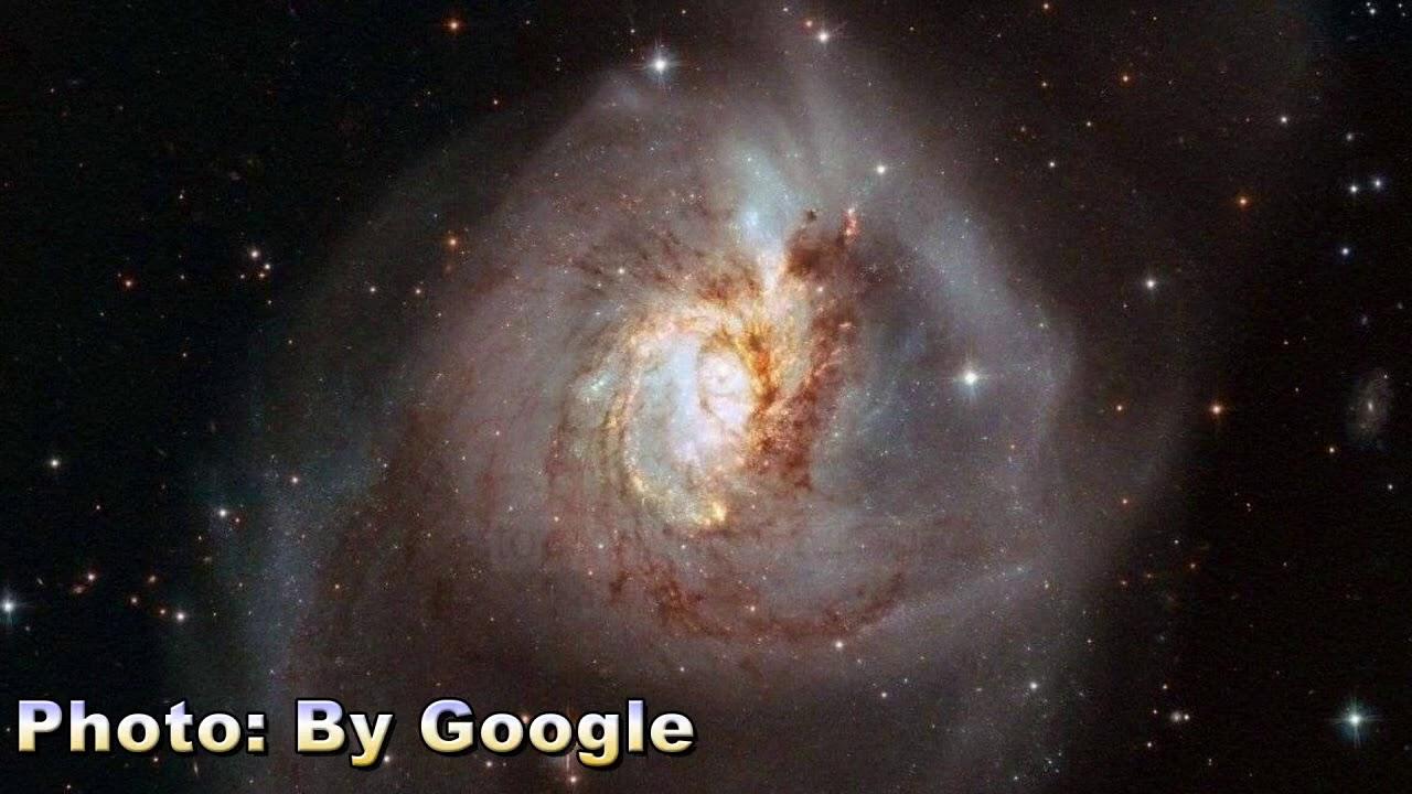 Top News - Spektakël në qiell/ `Përplasen` gjashtë galaktika