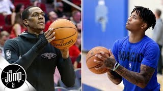 Markelle Fultz should take a page out of Rajon Rondo's book - Scottie Pippen | The Jump