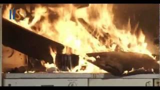 IFS - Vorsicht Fettbrand  / Fettexplosion