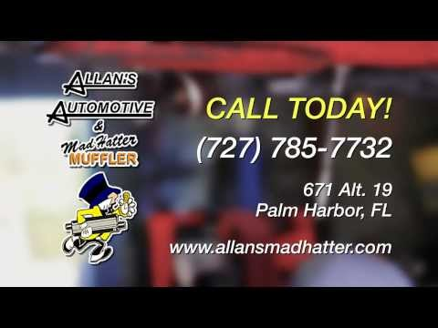 Who to Trust for Auto Repairs in Palm Harbor Florida