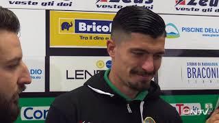 ONTV: Ivan Varone post derby TERNANA U-PERUGIA (1-1)