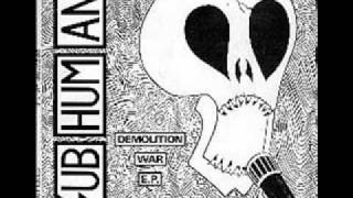 Watch Subhumans Whos Gonna Fight In The Third World War video