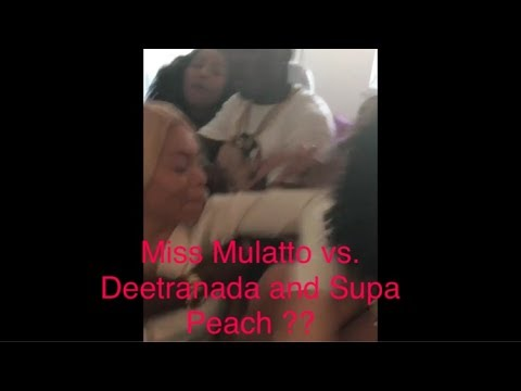 MISS MULATTO & NIA KAY Vs. DEETRANADA & SUPA PEACH