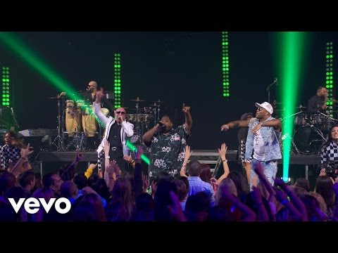 Pitbull - Greenlight (Live on the Honda Stage at...