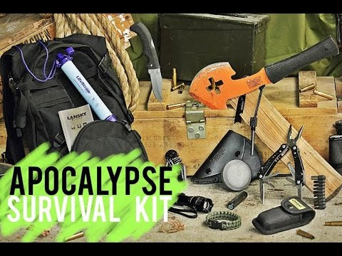 APOCALYPSE Survival Kit