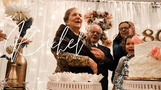 Surprise 80th birthday, adorable reaction | Maryland Video