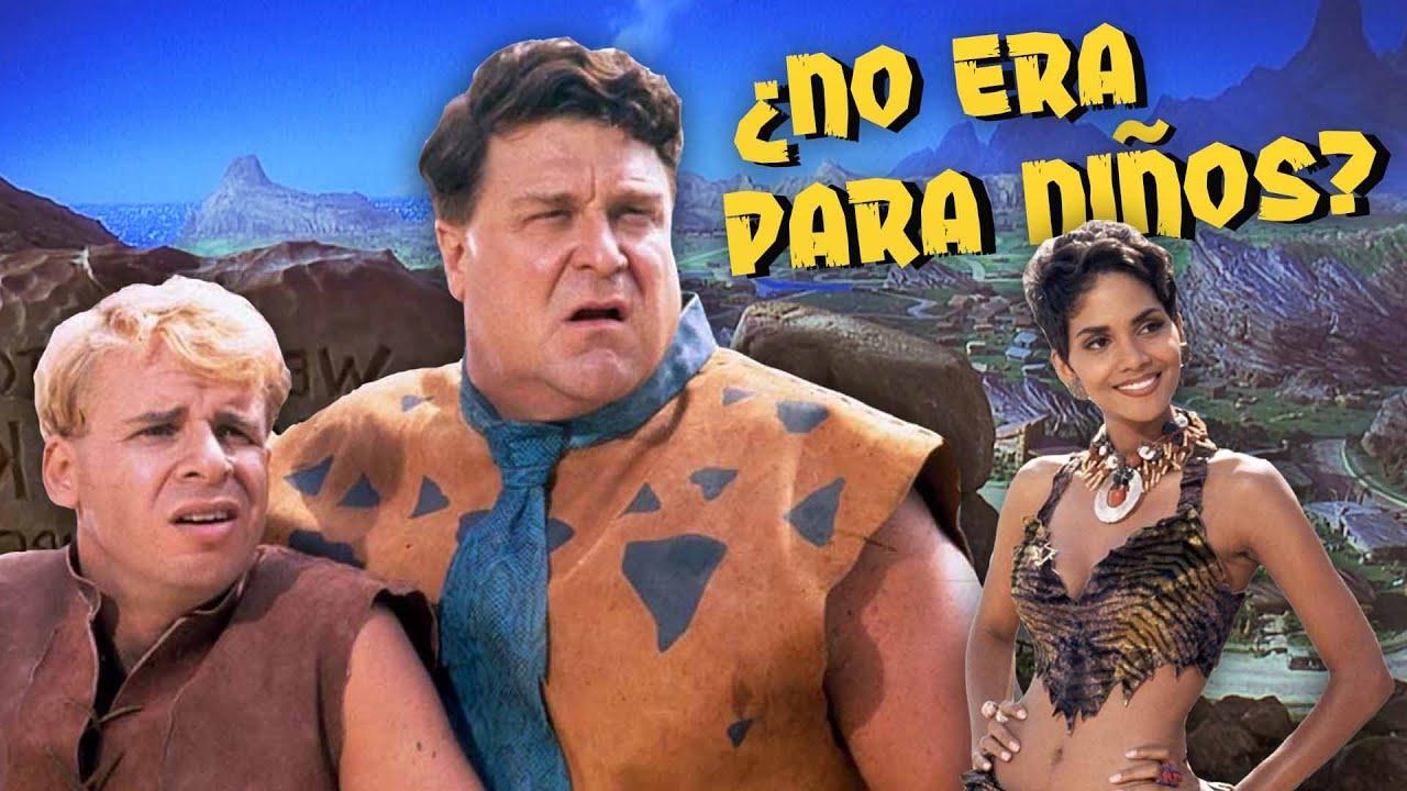 Se Acuerdan De Los Picapiedra La Pelicula Live Action Youtube