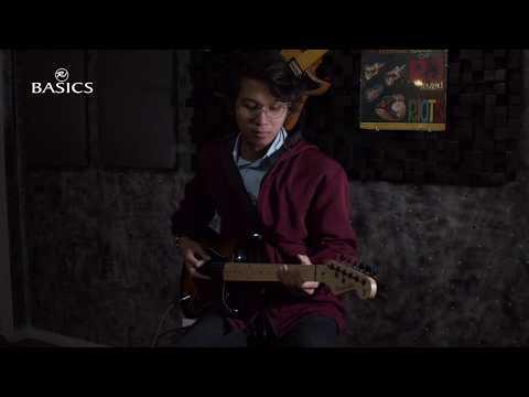 The RJ Basics - Terracaster - Electric Guitar