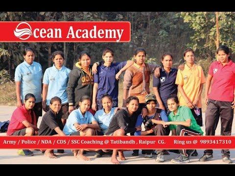 Physcial Training@Ocean Academy_2018